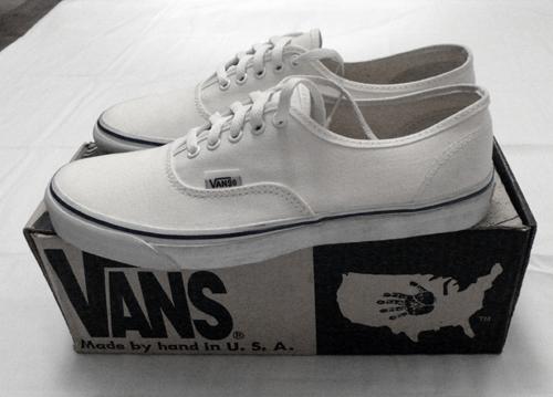 vans authentic core classic shoe