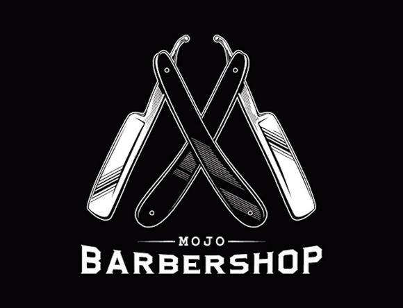 barber shop logos mojo barbershop honolulu black barber shop logos ...